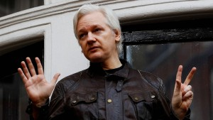 Assange droht Rauswurf aus Botschaft