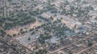Mehr als 50 Tote bei Luftangriff auf Flüchtlingslager in Nigeria