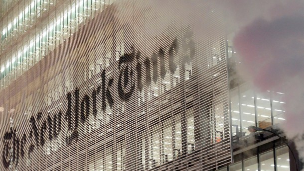 New York Times claims China hacked its computers
