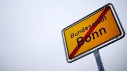 20 Jahre Regierungsumzug nach Berlin