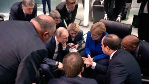 Einigung auf Waffenembargo und Schritte für Frieden in Libyen