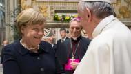 Papst Franziskus appelliert an EU