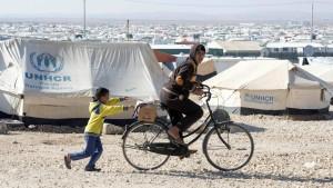 EU verhandelt über Flüchtlinge aus Libanon und Jordanien