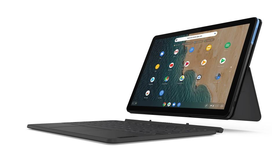 Gutes Verhältnis von Preis und Leistung: Lenovo Chromebook