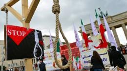 Hinrichtungen auf niedrigstem Stand seit zehn Jahren