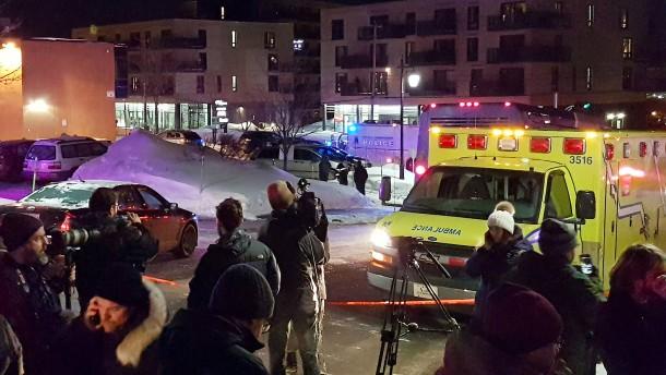 Trudeau nennt Moschee-Anschlag Terrorakt