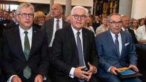 Hermann-Josef Klüber wird neuer Regierungspräsident in Kassel