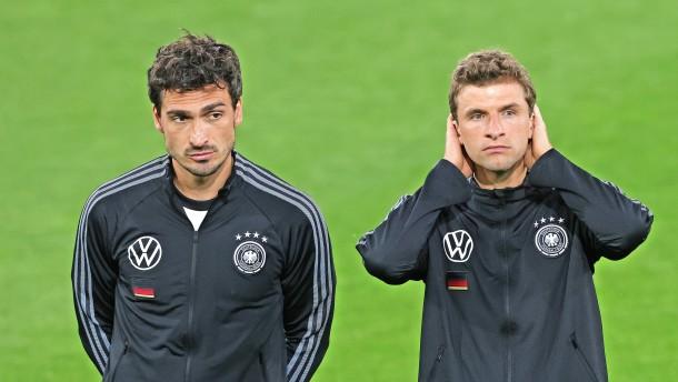 Das DFB-Team und die Hummels-Frage
