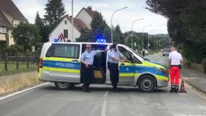 Drei Tote in Haus bei Bielefeld gefunden