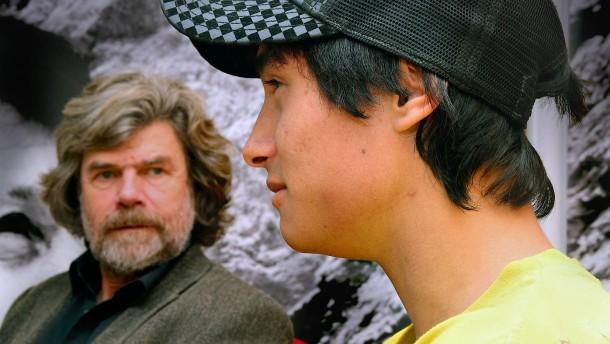 Kletterstar David Lama aus Österreich vermisst