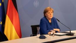 Merkel wirbt für internationale CO2-Bepreisung