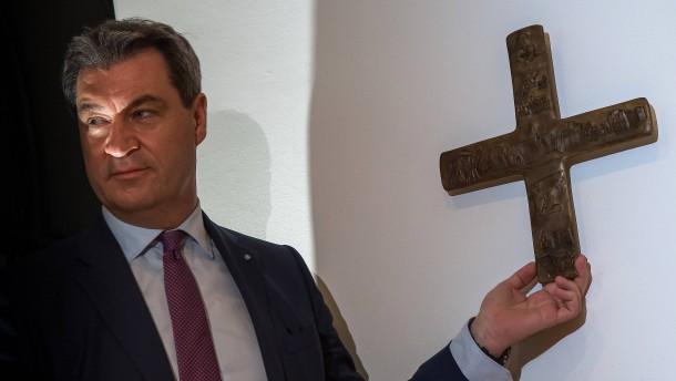 Im Angesicht des Kreuzes