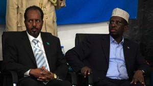 Ein Außenseiter für Somalia