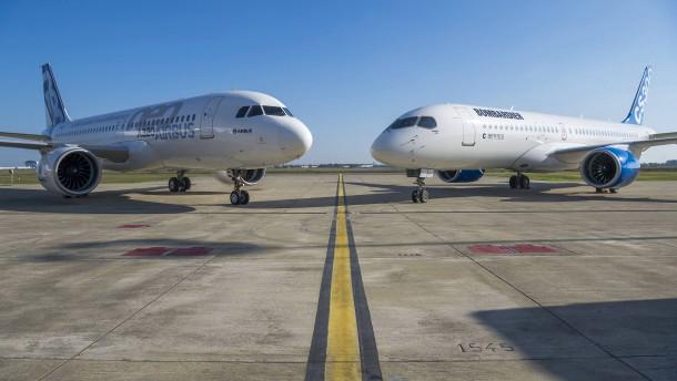 Zwei gegen Boeing