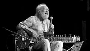 Sitar-Legende und Indiens Musikbotschafter