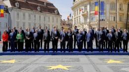 EU-Sondergipfel nach der Europawahl