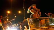 Peschmerga-Kämpfer erreichen Türkei