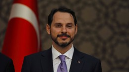 Beruf Schwiegersohn – und türkischer Finanzminister