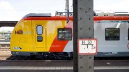 Mehrere Fahrtausfälle auf Regionalbahnlinien