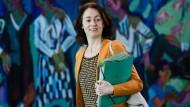 Unter Druck: Katarina Barley (SPD)