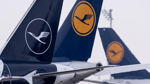 Lufthansa und Eurowings haben 87 Prozent Marktanteil