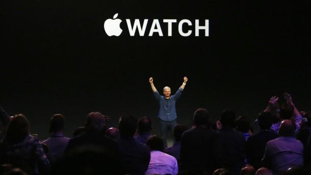 Apple bittet zur Kasse
