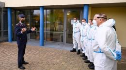 Bundeswehr will ab Mitte Dezember 26 Impfstationen betreiben