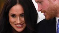 Meghan und Harry: Künftig halb royal, halb normal?