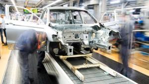 Volkswagen als Klimaschützer
