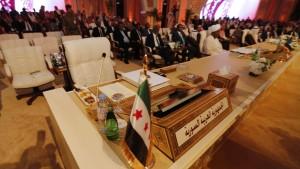 Syrische Opposition beansprucht UN-Sitz