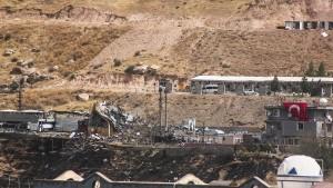 Militär neutralisiert mehr als 100 PKK-Kämpfer