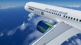 Airbus will mit Wasserstoff fliegen
