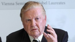 Robert Mundell ist tot