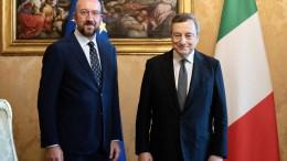 Anleger, schaut auf Italien!