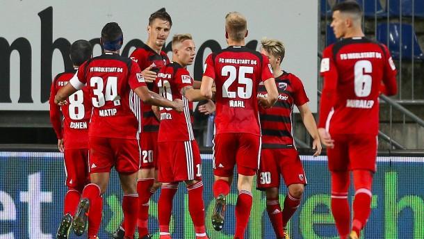 Ingolstadt weiter im Aufwärtstrend
