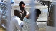IS-Verdächtiger wird Haftrichter vorgeführt