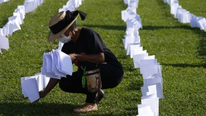 Brasilien erinnert an 600.000 Corona-Tote