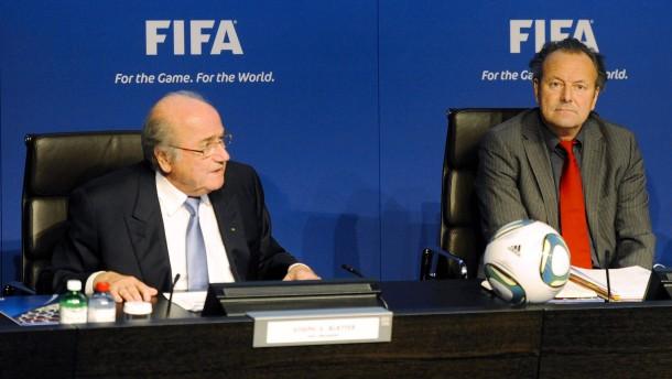Die Fifa ist wie der Vatikan