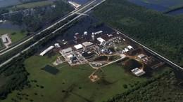 Untersuchungen zu Explosionen in Chemiefabrik