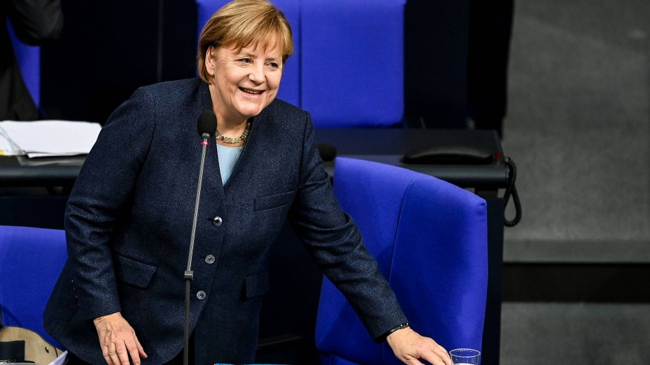 Merkel Aktuell Heute