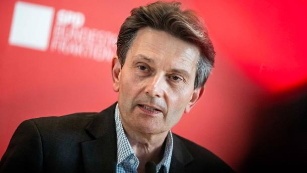 Kommissarischer SPD-Fraktionschef bekennt sich zur Koalition