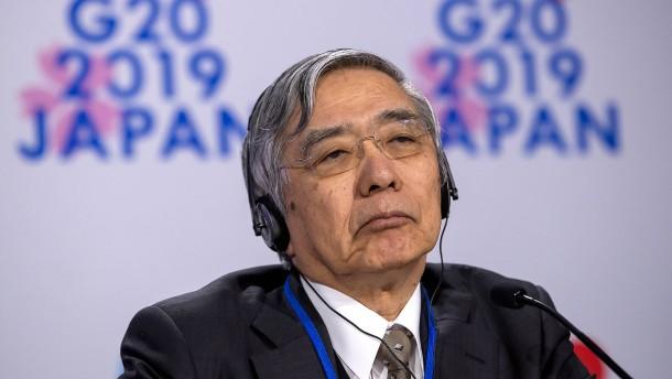 Brasilien senkt den Leitzins, Japan wartet noch