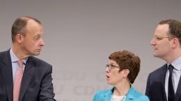 Die Profile der CDU-Kandidaten