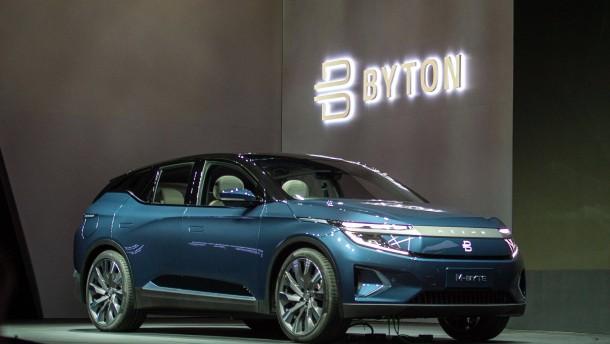 Foxconn investiert in E-Autos