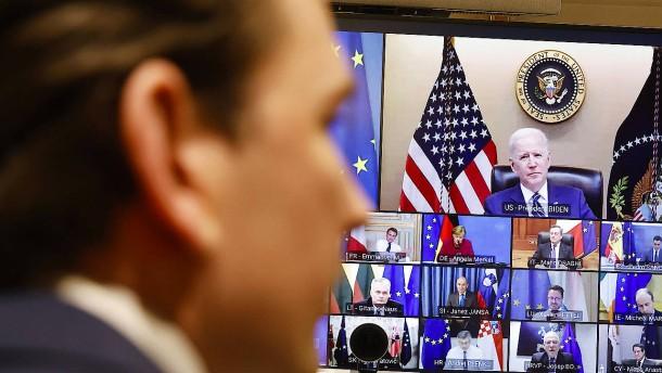 """""""Starke EU ist im amerikanischen Interesse"""""""