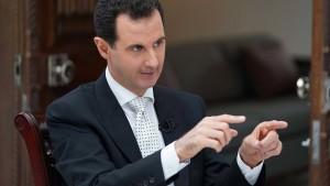 Assad will Kim Jong-un besuchen