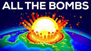 Was wäre, wenn wir alle Atombomben auf einmal detonieren lassen?