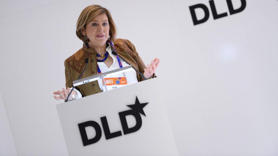 DLD-Gründerin Steffi Czerny