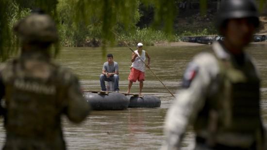 Mexiko stoppt Migranten