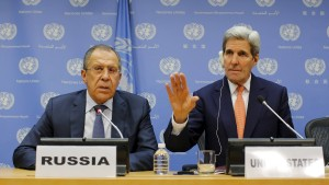 Moskau und Washington streiten weiter über Assad